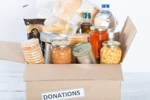 January Mission: Souper Bowl of Caring