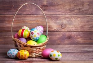 February Mission: Easter Baskets