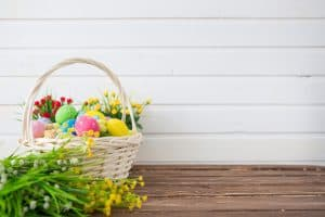 March Mission - Easter Baskets